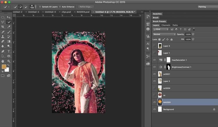 I creating piece reflects natur - livbowman | ello