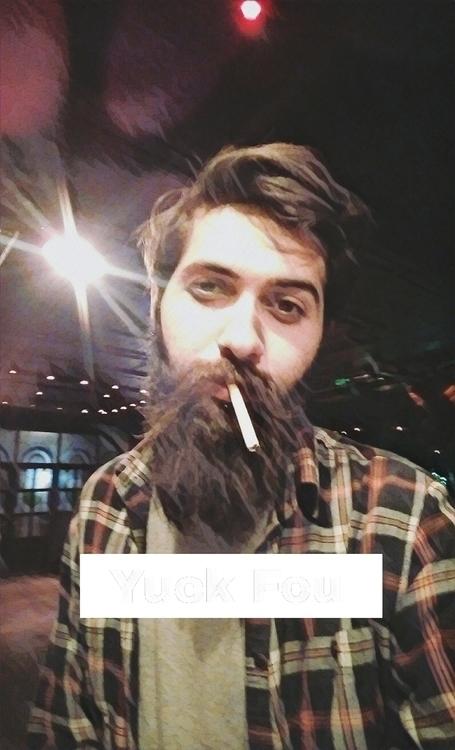Beard - aragornsonofarathorn | ello