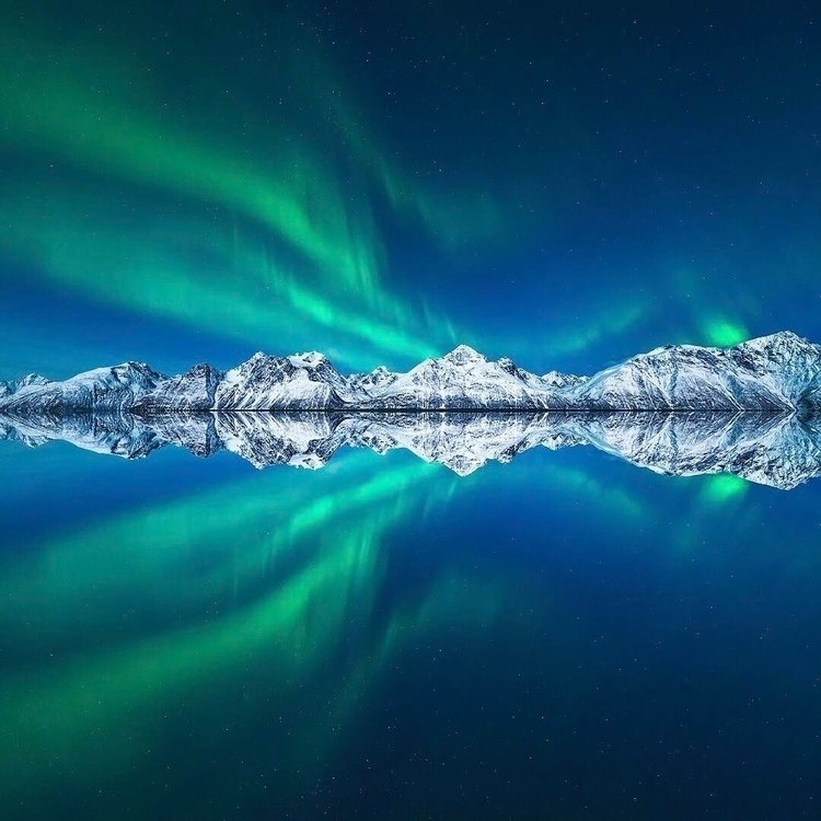 Spectacular Aurora Borealis Nor - photogrist | ello