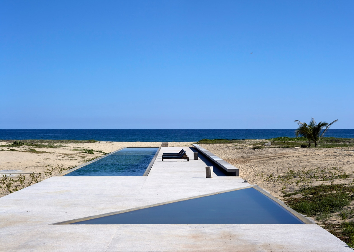 Casa Wabi, located Oaxaca Coast - barenbrug | ello