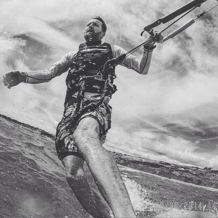 gopro hero actioncam kitesurfin - oceanromeo | ello