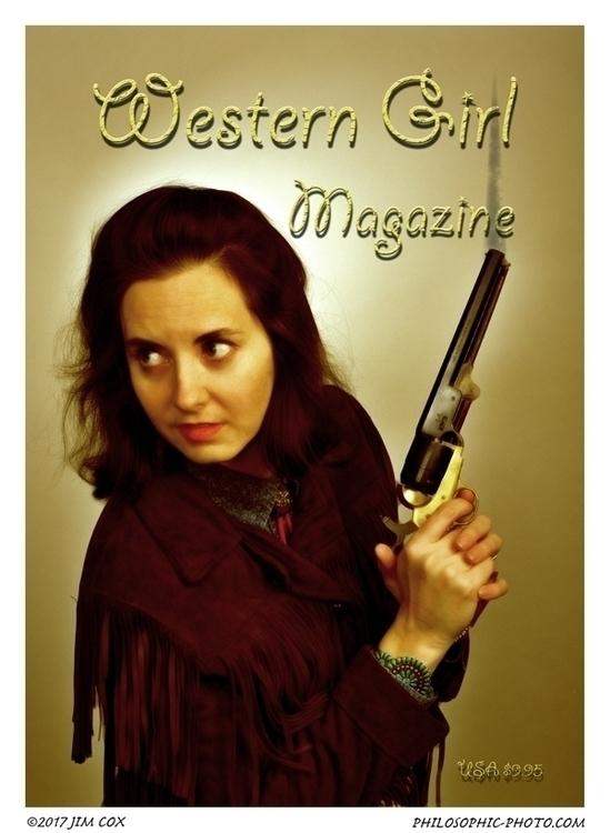 Western Girl Magazine: Old Work - jascox   ello