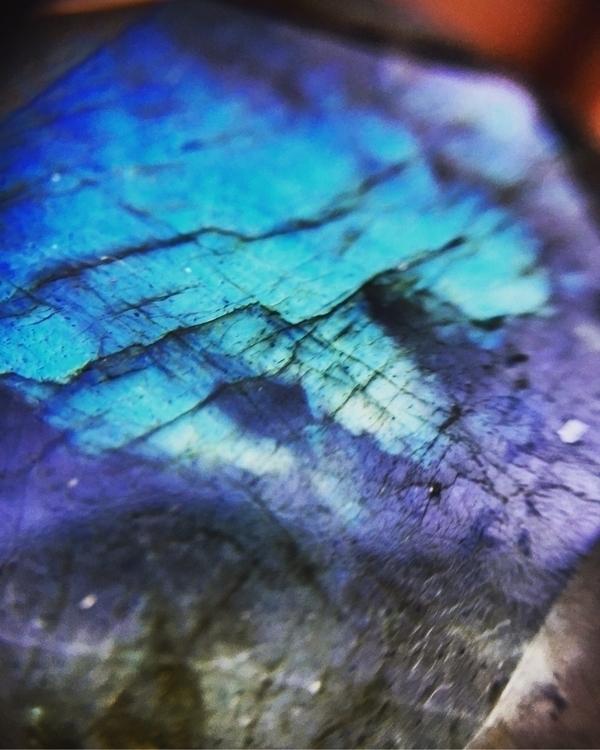 labradorite soulstone blue gem - howsweetthesting | ello