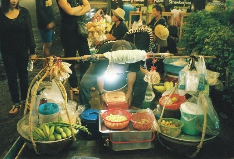 Thai Style Street Foods Camera  - angkana_ken | ello