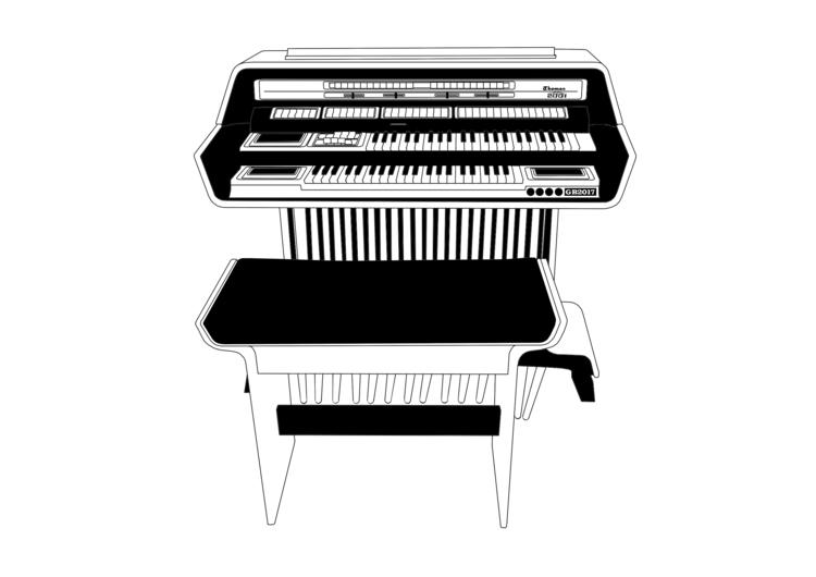 THOMAS Organ 2001, 2017 Gautier - gautierberthoumieux | ello