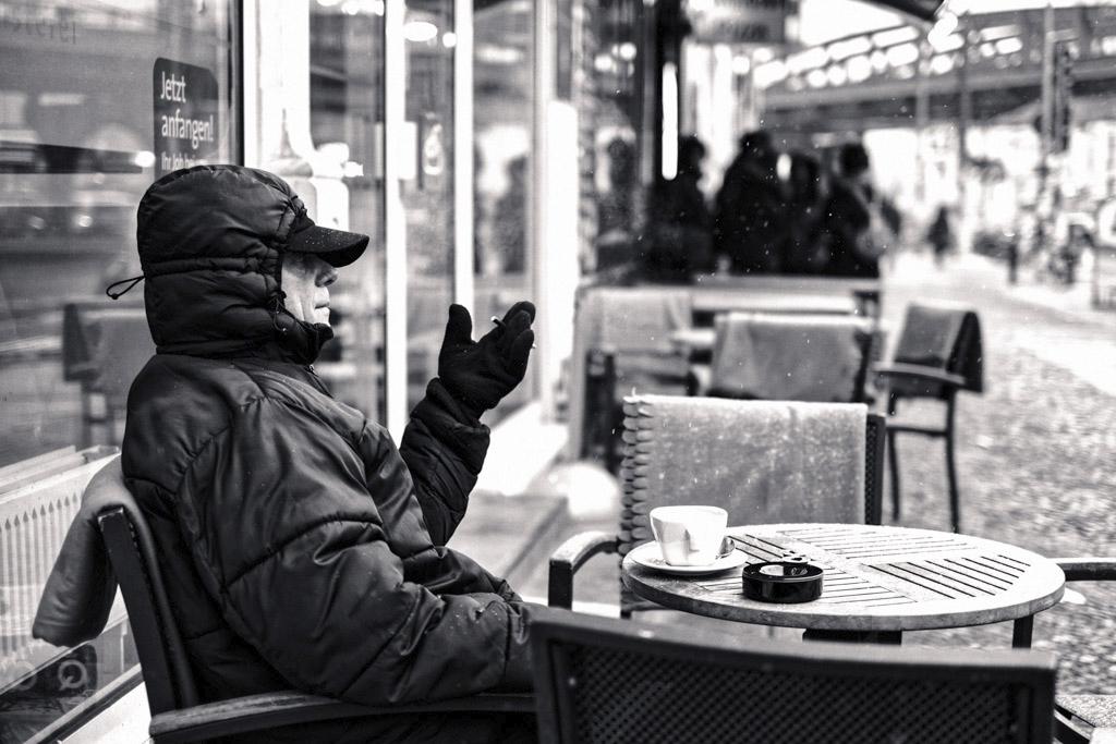 Hard smokers hard. blackandwhit - freikampf | ello