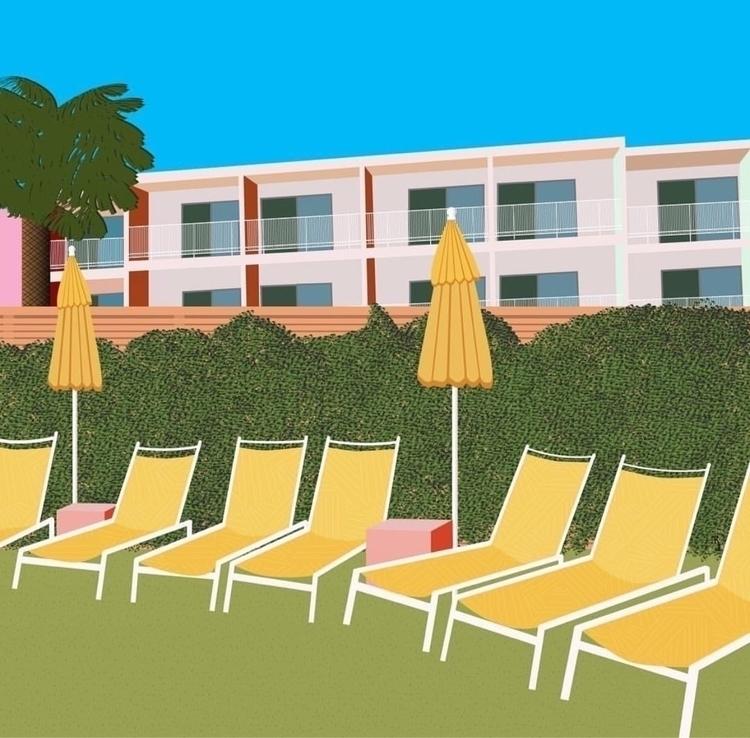 Summer digitalillustration digi - _ieke   ello