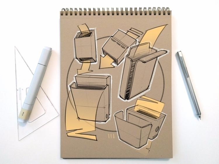 Toaster Concepts - mattmarchand - mattmarchand | ello