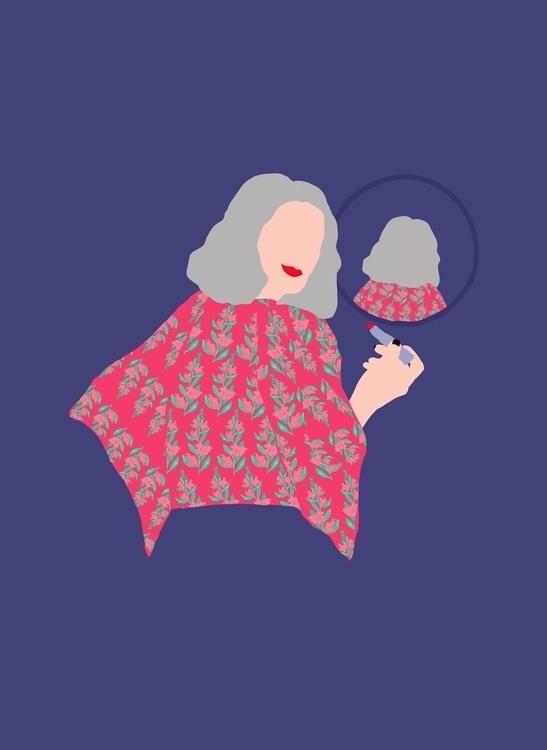 chic granny feelin tonight! ill - ievarag1 | ello