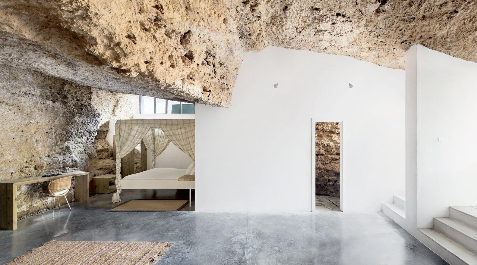 House Cave / UMMO Estudio archi - red_wolf   ello