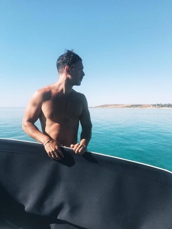 A modern day beach boy - jimmymuldoon | ello