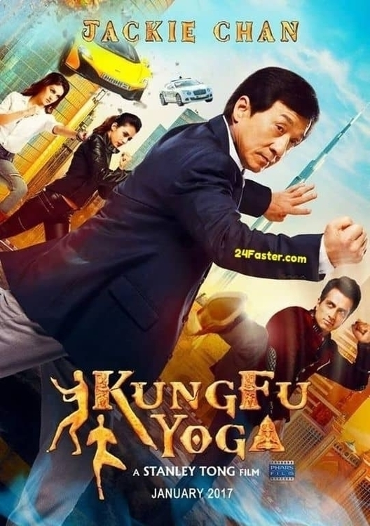 Kung Fu Yoga Movie Poster Wallp - 24faster | ello