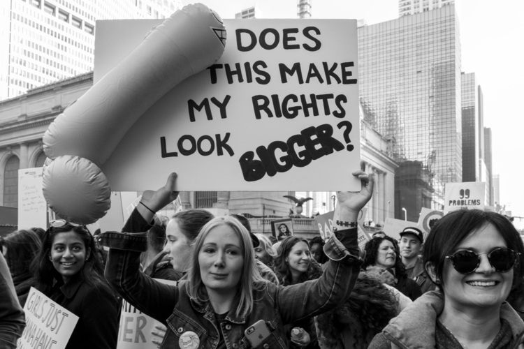 Size Matters March, NYC - giseleduprez | ello