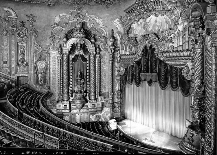 The site Fox Theatre part Downt - delvalle | ello