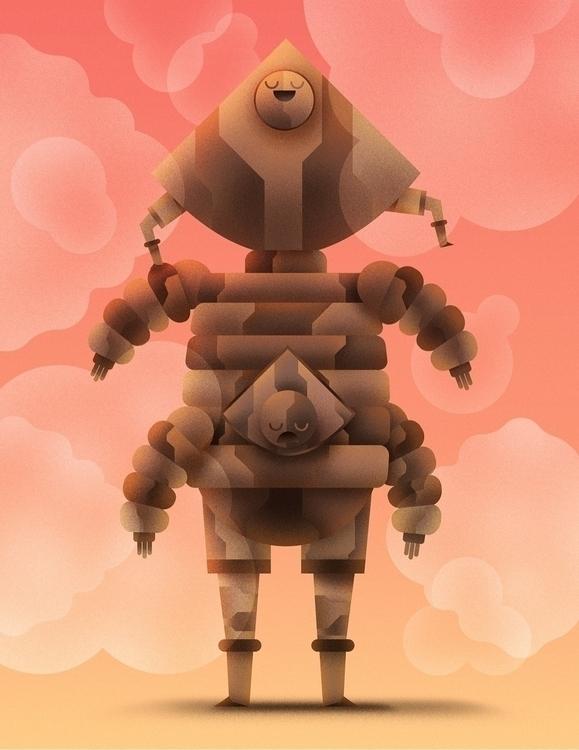illustrationdesign - n_straight   ello