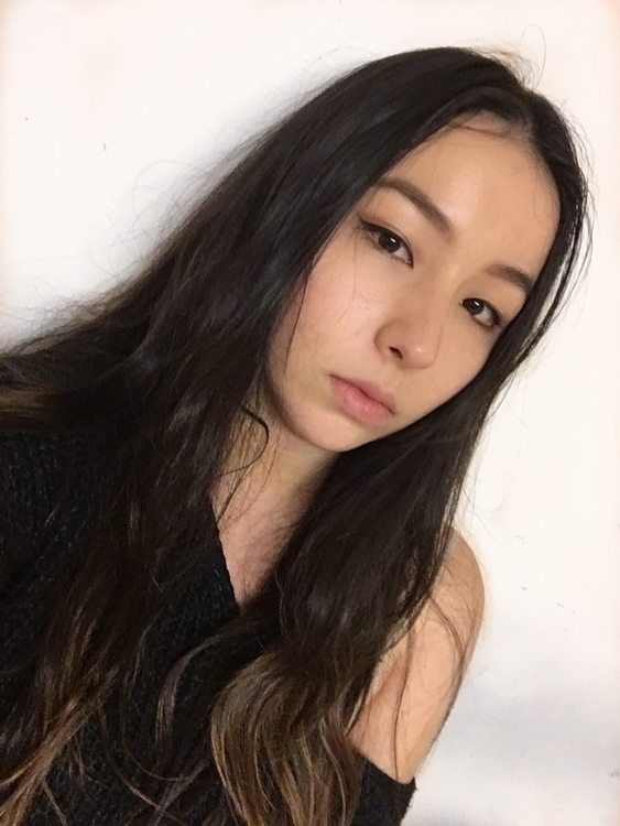 good? selfie hapa makeup messy  - hapahun | ello