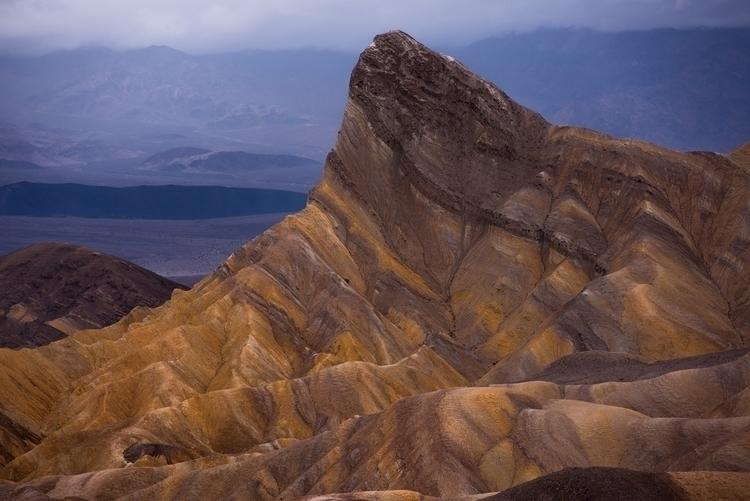 Subtle layers cake Death Valley - skyfolk | ello