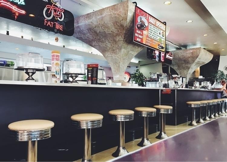 Retro diner Albuquerque - bethanymariecarr | ello