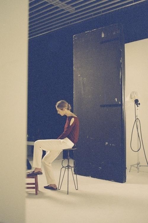 Behind scene ellophotographer e - paulie | ello