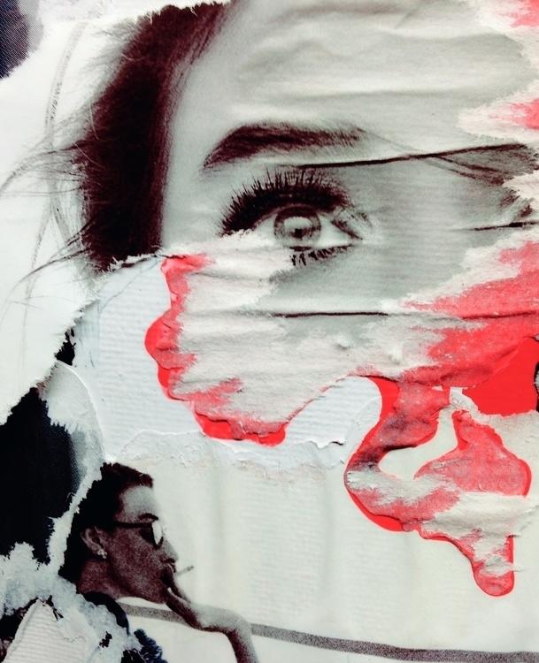 Almost Always Never art collage - jkalamarz | ello
