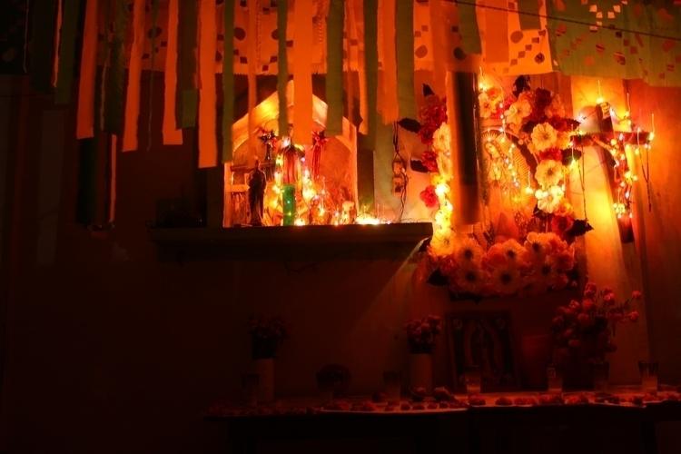 Sincretismo. Day dead, México.  - elpaisdedomingo | ello