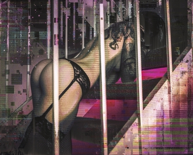 Crawling Stairs featuring Arria - cblackmoore   ello