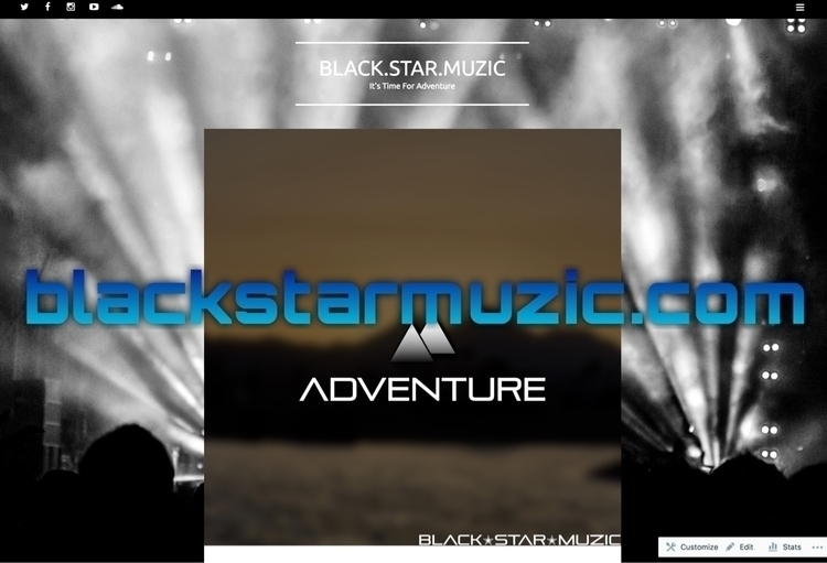 I website!!! Links Album posted - black-star | ello