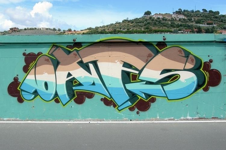 graffiti 2011 - oafs | ello