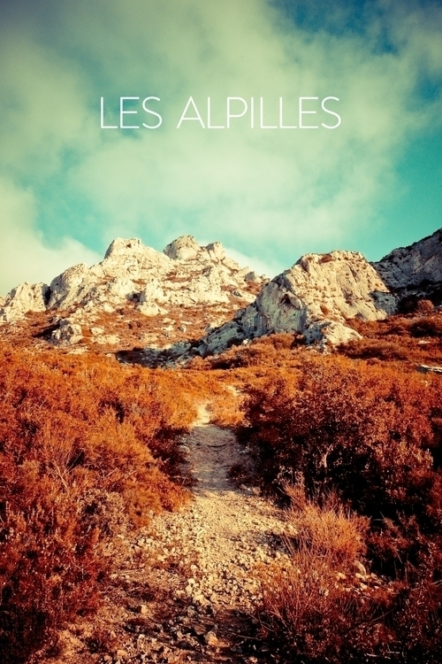 Les Alpilles Jorn Straten, Full - jornstraten | ello