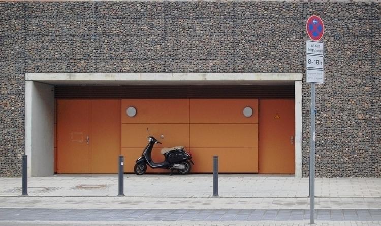 kiel, scooter, eingang, noparki - freistern | ello