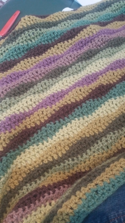 Current project - Moorland blan - letthemknit | ello