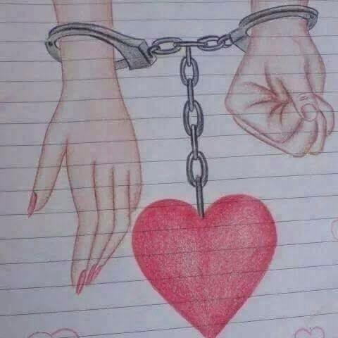 illustration Love Prisoner - sosotrue | ello