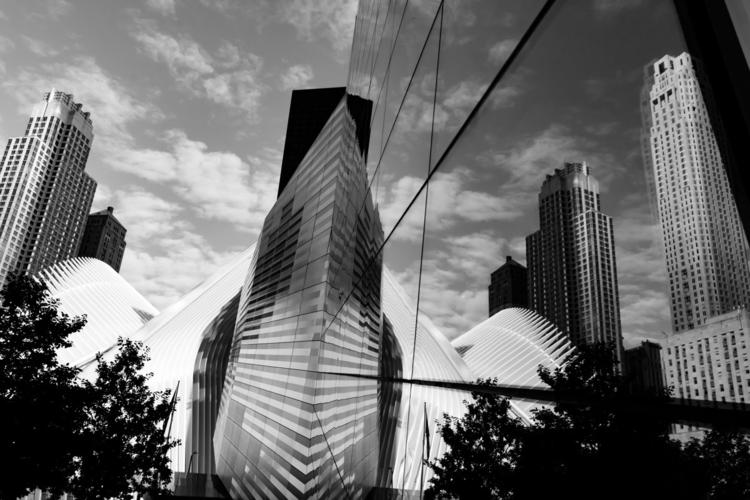 Reflections 9/11 Memorial & - nikonkenny | ello