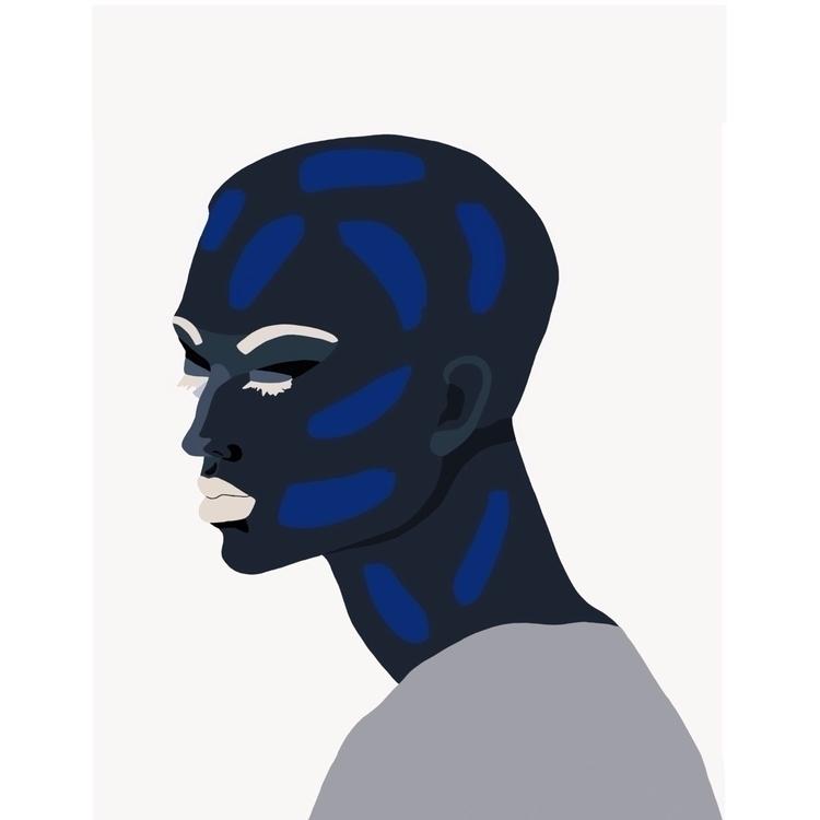 illustration - jyxchen | ello