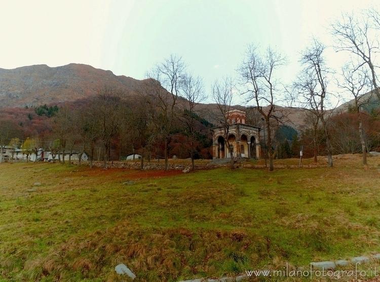 Sanctuary Oropa (#Biella, Italy - milanofotografo | ello