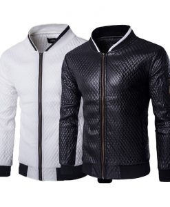 Warm Faux Leather Jacket (Free  - fameleathers | ello