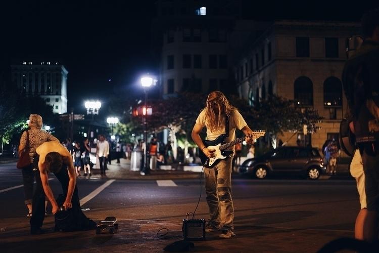 Asheville nightlife. (Asheville - kaitlynnskates | ello