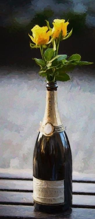Champagne roses - bradverts | ello