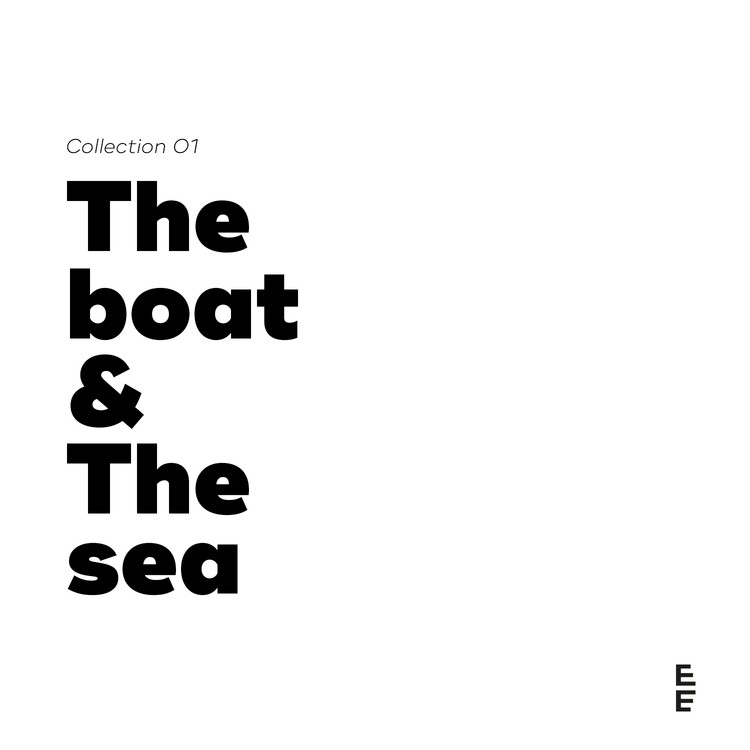 COL01 – boat & sea - zehnzehnsocks | ello