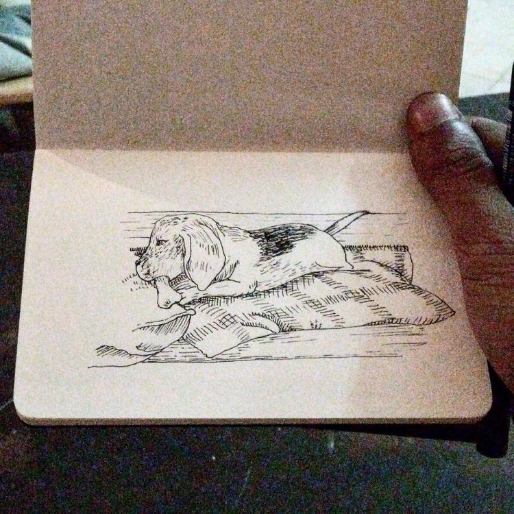 Yoshi. dailysketch sketch sketc - harikb | ello