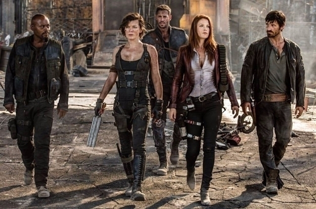 "week review ""Resident Evil: Fin - lastonetoleave | ello"