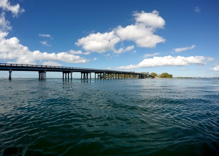Bridging Gulf Sarasota Bay, FL  - jeffkratsch | ello