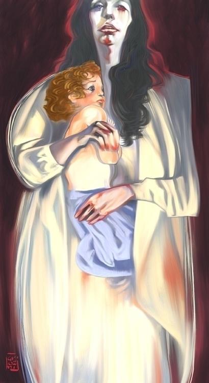 mother Dracula, Rizzoli ed. 200 - canuivan | ello