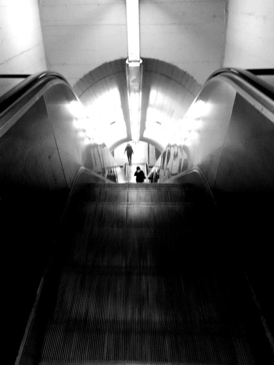 Rolltreppe - regido | ello