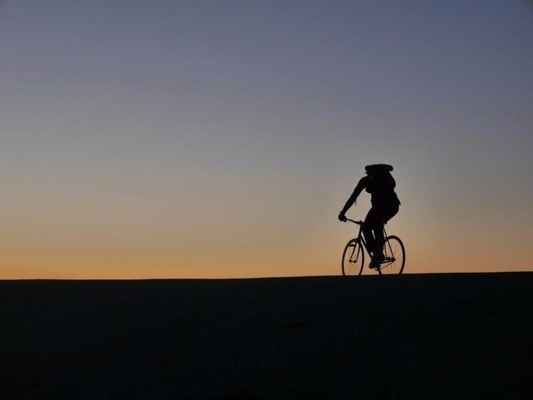 LA sunset ride - 650b | ello