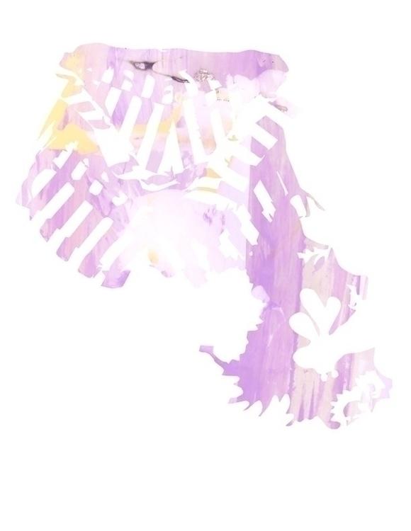 Silkscreen Monoprint - katherinespinella | ello