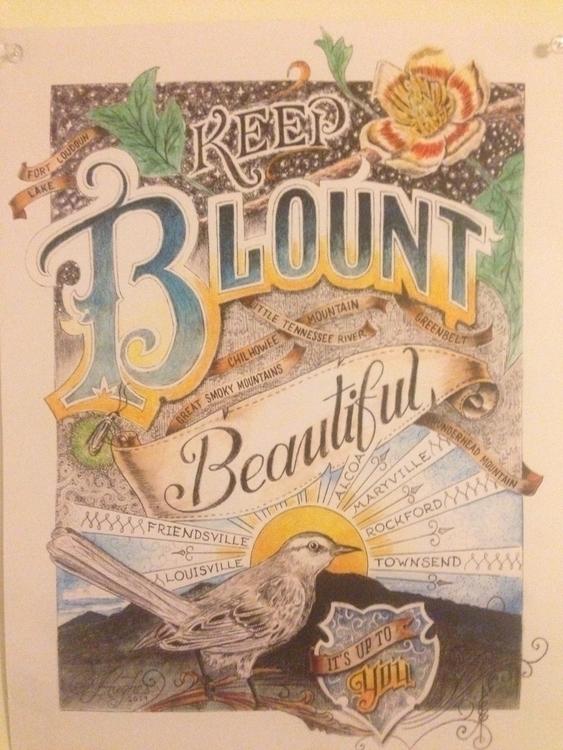 Blount Beautiful. initiative co - fidelcastr8 | ello