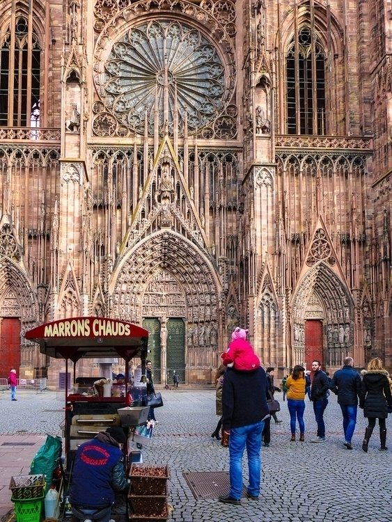 Strasbourg Marrons Chauds. - lucas_br | ello