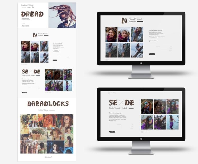Dreadlocks & Afrostyle desi - annasarviro | ello