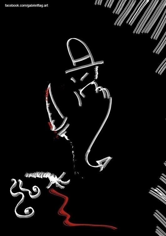 Jack Ripper Art, - gabrielflag | ello